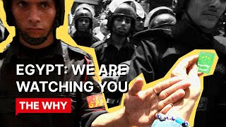 Egypt: We Are Watching You- A WHY DEMOCRACY? Feature Film