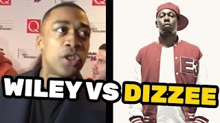 WILEY 'TAKES RESPONSIBILITY' FOR DIZZEE RASCAL STABBING