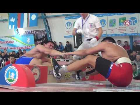 Чемпионат Якутии по мас рестлингу 2017