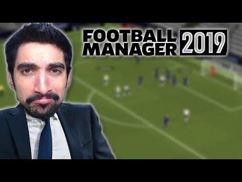 Αρχίζει το ματς... - Football Manager 2019