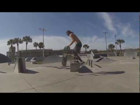Daytona Beach Skateboarding
