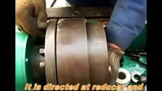 Video Hướng dẫn lắp điện và tháo trục lệch tâm máy lăn ren GBL40 E
