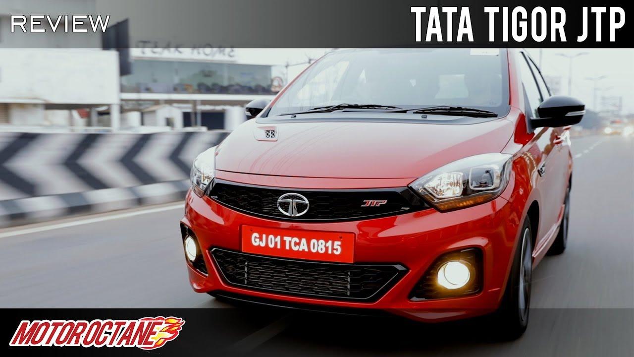 Motoroctane Youtube Video - 2018 Tata Tigor JTP Review | Hindi | MotorOctane