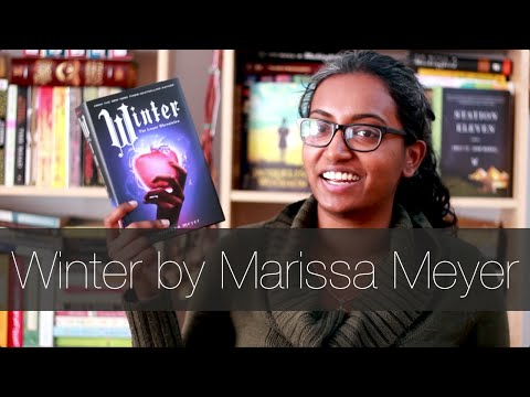 Winter by Marissa Meyer | Book Review