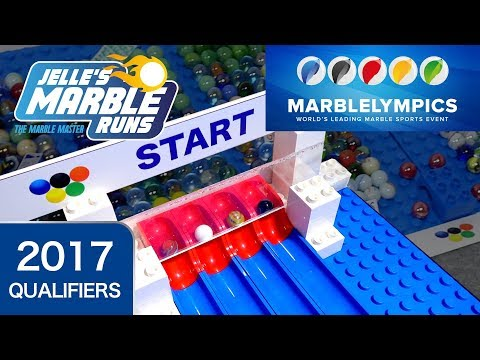 "Marble Race: ""MarbleLympics"" 2017 Qualification"