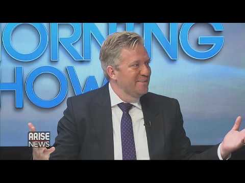 Dr. Wiebe Boer, CEO, All On, speaks on enhancing the power sector in Nigeria @ARISEtv