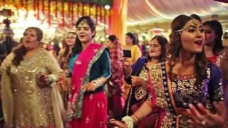 Amirah & Haris ( The Wedding Story ) Mehndi Highlights