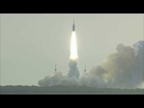 Orion Ascent Abort Test 2 video