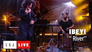 Ibeyi   River   Live Du Grand Journal