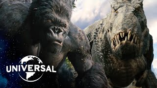 VIDEO: KING KONG / V. REX FIGHT Clip