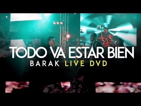 Barak Todo Va Estar Bien Dvd Live Generación Sedienta