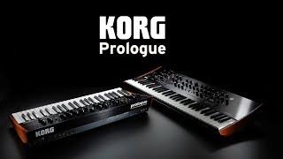 KORG Prologue 16 - Stock B - Video