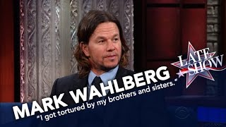 Mark Is The Baby Of The Wahlberg Family