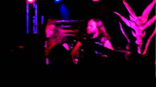 3 Inches Of Blood - My Sword Will Not Sleep (LIVE at the Slidebar)