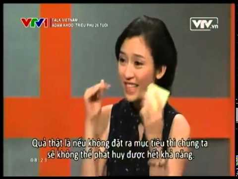 [Adam Khoo Education] - Talk VietNam: Adam Khoo triệu phú Singapore