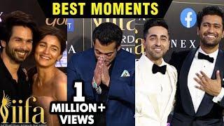 IIFA Awards 2019 | BEST & FUNNY Moments | Alia Bhatt, Salman Khan, Shahid Kapoor