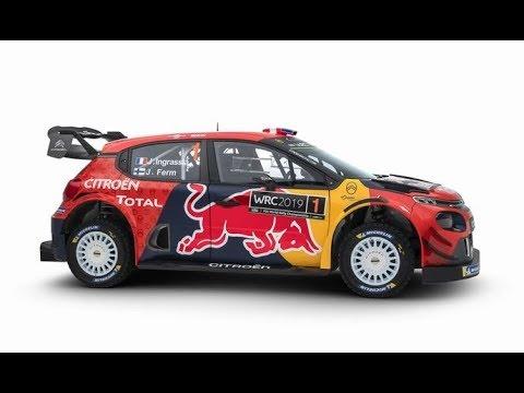 360° - C3 WRC 2019