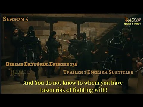 Dirilis Ertugrul Official Season 5 Trailer English subtitles