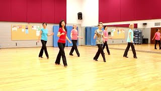 People Are Good   Line Dance (Dance & Teach In English & 中文)