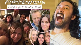 THE FRIENDS REUNION IS HAPPENING!! (Official Teaser Reaction) by The Reel Rejects