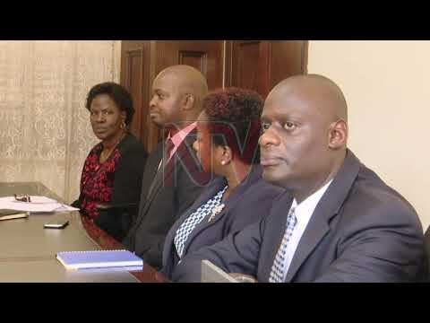 Chief Justice Katureebe's anti-corruption task force starts work