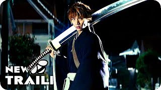 Bleach Teaser Trailer (2018) Live Action Movie