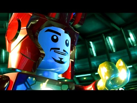 LEGO Marvel Super Heroes Red Head Detention (Red Skull ...