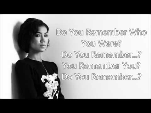 Living Room Flow Jhene Aiko Remember Lyrics