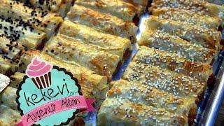 baklava yufkasından çıtır rulo börek  ayşenur altan yemek tarifleri