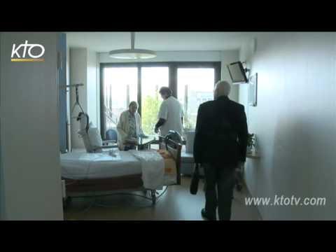 Aumônerie catholique en hôpital : une présence discrète et gratuite