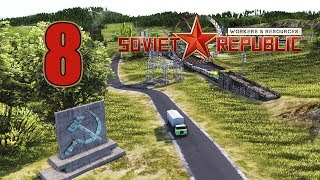 [8] DarthOil Expansion : Workers & Resources: Soviet Republic Let's Play