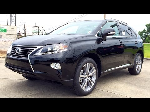 2015 Lexus RX 350 Start Up / Exhaust / Full Review
