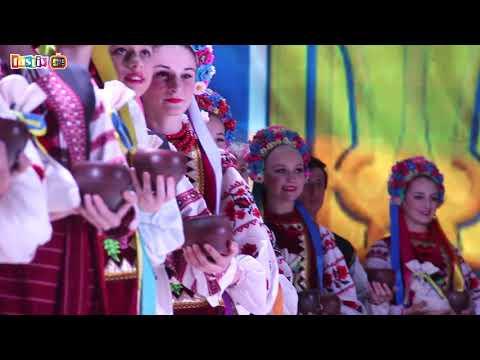СВЯТКУВАННЯ 100-річчя ЗЛУКИ УНР І ЗУНР У ФАСТОВІ 01.12.2018 (відеорепортаж)
