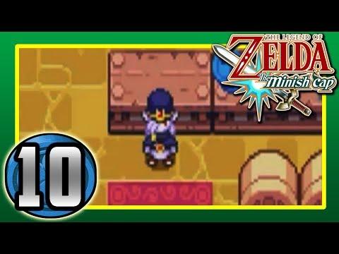The Legend of Zelda: The Minish Cap (en español) // Parte 10 // El pasado de Ezero y Vaati