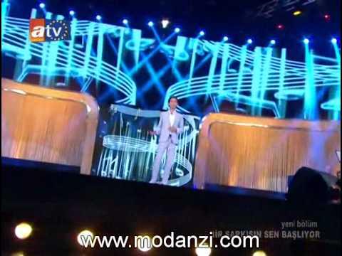 Bir Şarkısın Sen 07.07.2012 | Soner KIP - Vurgun | www.modanzi.com.tr