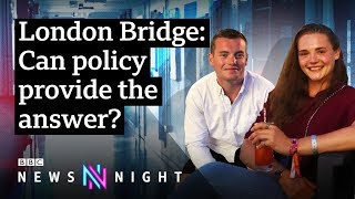 London Bridge attack: Is the UK's deradicalisation programme fit for purpose? - BBC Newsnight