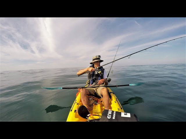 Kayak Fishing Catch and Cook - feat. Butter