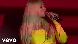 Switch (En vivo) - Iggy Azalea (Video)