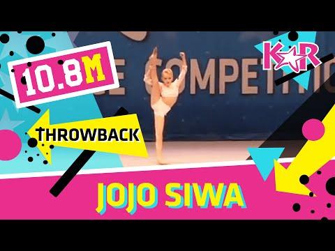 JOJO SIWA [Throwback Thursday] - 10 Years Old!!!