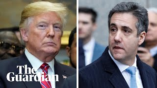 'Mr President, did Michael Cohen cover up your dirty deeds?' a reporter asks Trump | Kholo.pk
