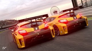GT Sport - Close Daily Race with Megane Trophy on Suzuka