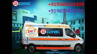 Hire Hi-Tech and Fast Ambulance Service in Dumka by Medivic