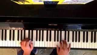 Liquorlip Loaded Gun - Sticky Fingers Piano Tutorial