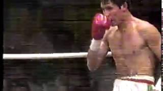 Boxing   1986   12 Rnd WBC Super Featherweight Title Fight   Julio Cesar Chavez Vs Rocky Lockridge
