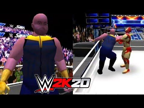 Download Wwe Moves In Wrestling Revolution 3d Video 3GP Mp4 FLV HD