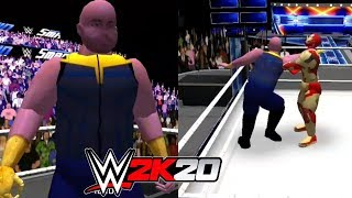 mdickie wrestling revolution 3d mod apk - TH-Clip