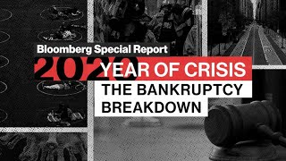 Bloomberg Special Report: The Bankruptcy Breakdown