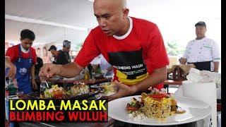 Lomba Masak Blimbing Wuluh Di Merapi Tourism Festival 2018