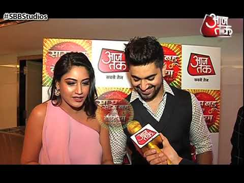 FUN INTERVIEW With Surbhi Chandna, Zain Imam & Ran
