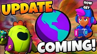 BRAWL STARS GLOBAL UPDATE! WHATS COMING & MORE! NEXT UPDATE SPECULATION!